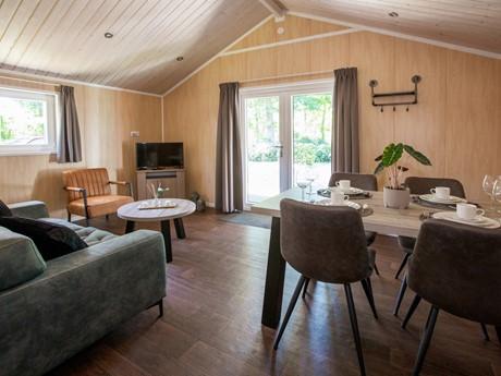 Zitruimte Lodge Vakantiepark Latour
