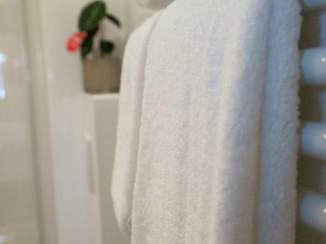 Close Up Handdoekken Vakantiepark Latour