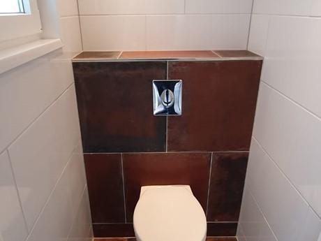 Vakantiehuia 125 Rimboe Toilet