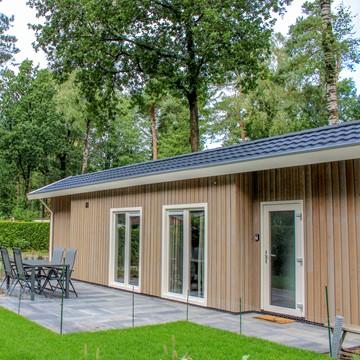 Vakantiehuis Woeste Hoeve 4p. met airco