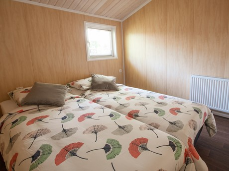 Masterbedroom Lodge Vakantiepark Latour