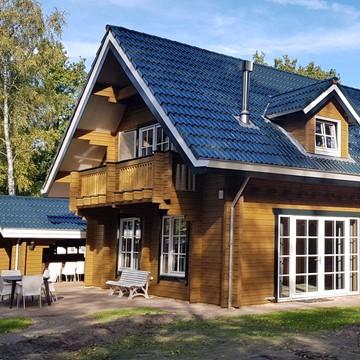 Vakantiehuis Bosuil
