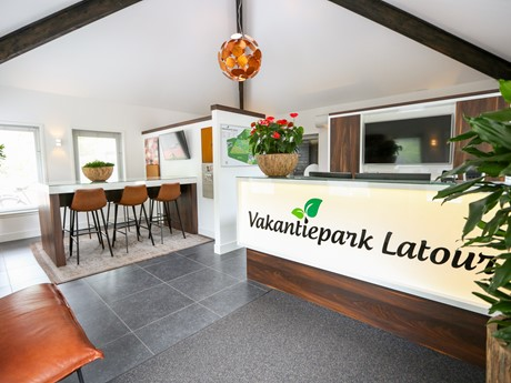 Receptie Vakantiepark Latour