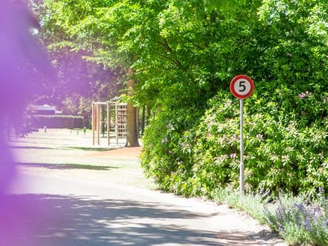 Doorkijkje Op Vakantiepark Latour